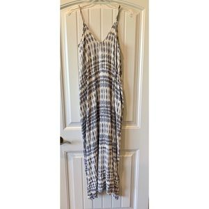 Pocketed Maxi Dress